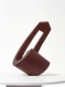 """Modell für S."", 2001 <br /> Corten steel, 58 cm x 31 cm x 27 cm <br /> in private ownership"